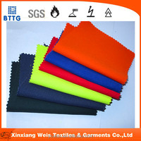 YSETEX EN14119 Xinxiang hot sale polyester/cotton fire resistant fabric