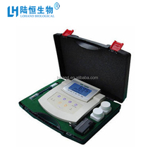 Multifunctional benchtop digital lab water quality test instrument meter ph mV T cf ec tds meter