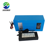 Custom 48Volt Rechargeable 48V 20Ah Electric E Bike Lithium Li Ion Li-Ion Battery Pack