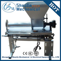 competitive price automatic oyster mushroom growing bag filling machine
