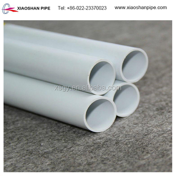 Full form building plumbing PVC pipe for portable water delivery