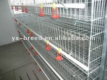 Broiler cage machinery