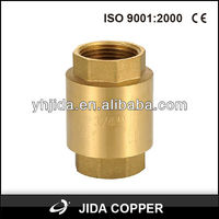 JD-3002 Brass Check Valve wafer check valve dimensions