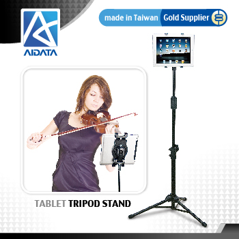 Aidata Portable Universal Tablet Music Stand