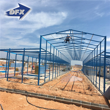 China Portable Steel Frame Construction Labor Camps