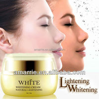 OEM/ODM Herbal whitening cream Arbutin Vitamin C 100% natural white face herbal whitening cream