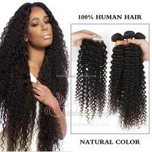 Hot sales Factory Price 5A brazilian virgin hair 3weft mix one piece lace closure