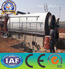 CE & ISO certified, Continuous waste tire pyrolysis machine from Beston,plant on processing of car tires and plastic