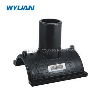 High quality hdpe electrofusion saddle