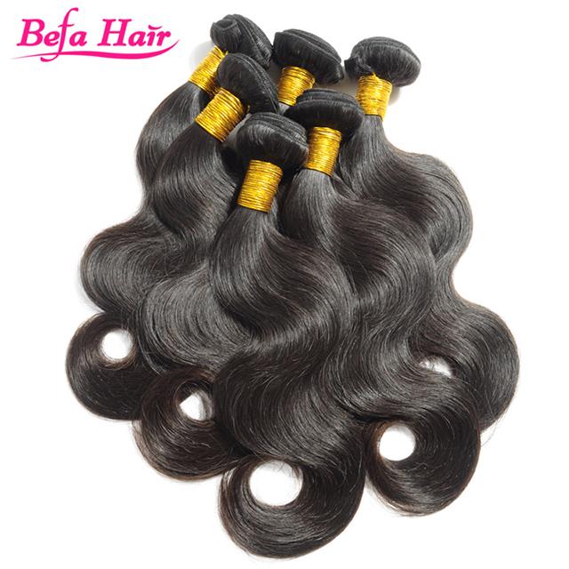 High Quality Factory Price Raw 27 Piece Human Hair Weave Brazilian Body Wave