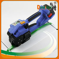 powered battery Strapping machine, Battery cutting machine packing tool for plastic packing straps belts