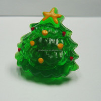 Christmas Promotion Led Rings Light Rubber