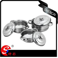 New Style 8 pcs Stainless Steel Casseroles Set /Cookware Set /Soup Pot Set