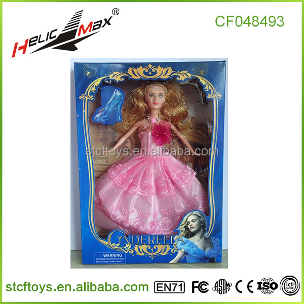 Excellent quality new products Barbiee dolls made in china