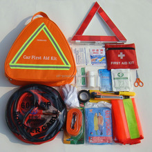 OP wholesale FDA ISO CE approved professional vehicle car auto emergency tool kit