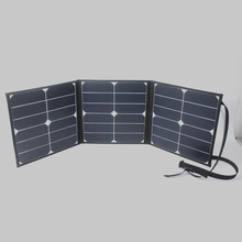 40W Wholesale Portable Sunpower Folding Solar Panel Price List