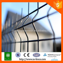 3D Welded wire fence panel mesh