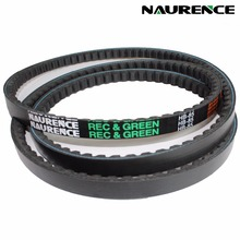 No skid and noise agricultural machinery rubber belt of machinery