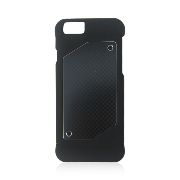 Steel Hard Plastic Phone Case For IPhone 6 / plus