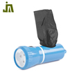 Portable dog poop bag , dog waste bag holder