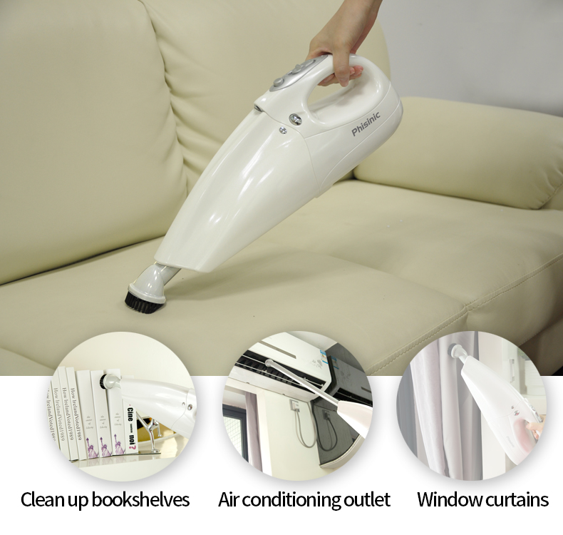 dust mite vacuum cleaner Cyclone Filter Car/Home use handheld home vacuum cleaner wireless made in china cyclone vacuum cordless