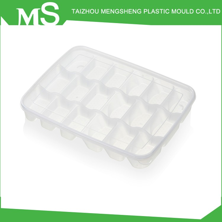 Precision CNC Machining Competitive Price Ready Made Plastic Mould