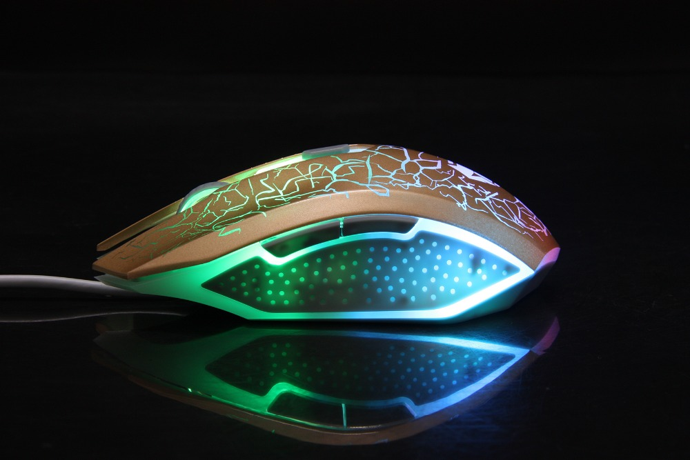 Nice Backlight gaming 7d mouse