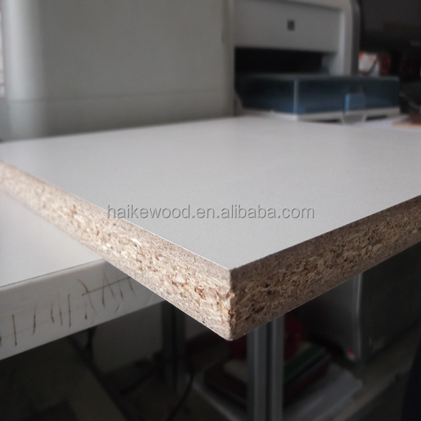 18mm E1 glue light grey color melamine faced chipboard