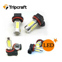 6W Car Led Headlight 6W Auto Led Frog Light H1 H3 H4 H7 H8 H11 9005 9006 1156 1157