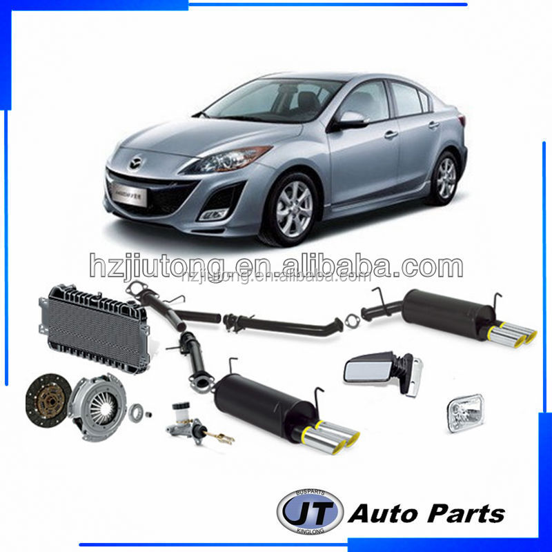 Manufacture Of Auto Spare Parts For Japanese Cars With Competitive Price