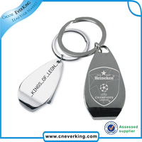Newest factory price metal strong durable key chain