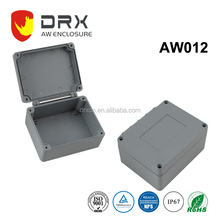 hot sale metal aluminum project electrical waterproof box