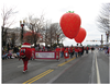 Giant Inflatable Strawberry Parade Balloon/Giant Inflatable Fruit