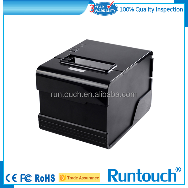 Runtouch RT-P80260N 80mm 3 inch High Speed Thermal Printer with Auto Cutter