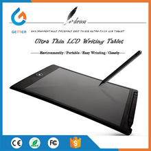 best price lcd writing tablet with memory