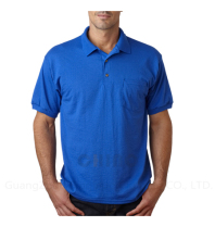 100% Cotton Bulk Men's Polo Shirt