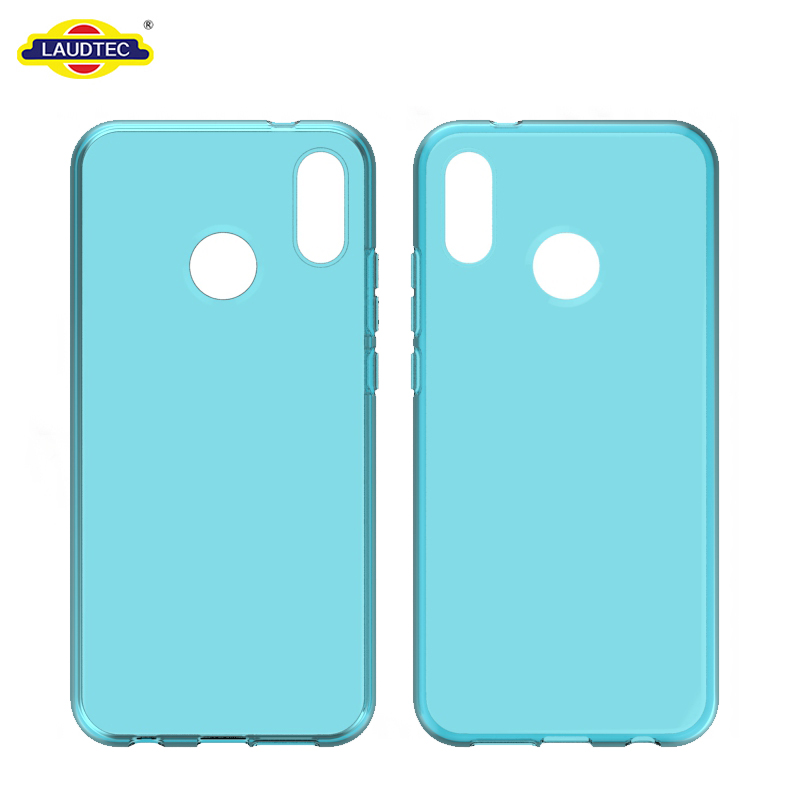 Soft silicone gel TPU cover case for Huawei P20 lite cover
