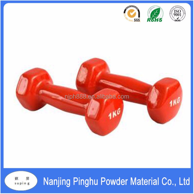 Ral Color Red Powder Coating for Fitness Equipment