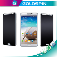 Wholesale Anti Spy dark screen protector for samsung Galaxy Tempered Glass