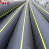 Good Quality Raw Material PE100 Plastic Gas Pipe From North China