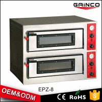 hot sell professional electric pizza oven commercial kitchen equipment cake bread baking oven EPZ-8