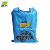 Recycled custom design waterproof printing polyester shopping bag/collapsible eco bag