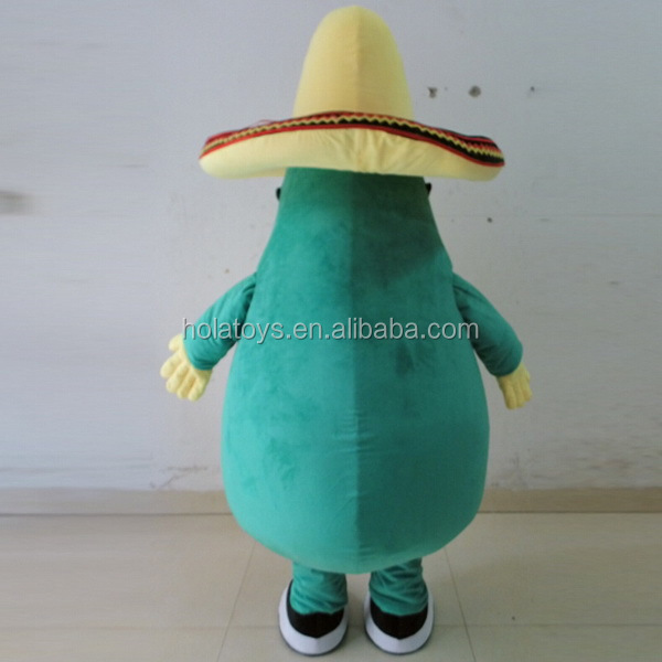 coconut mascot costume