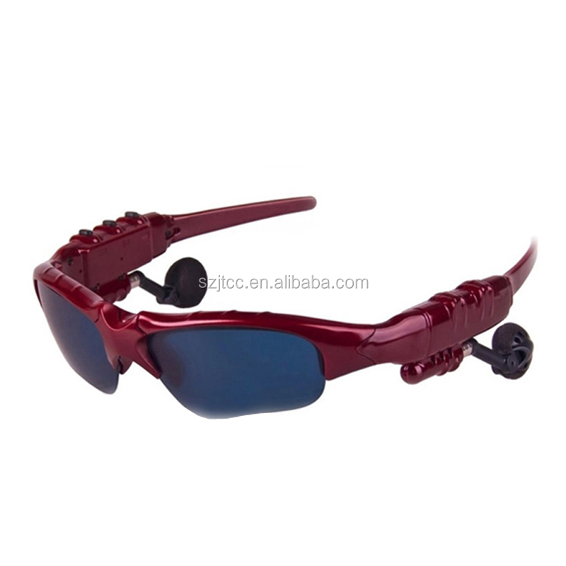 Sunglasses Bluetooth Headset Headphone Sun Glasses