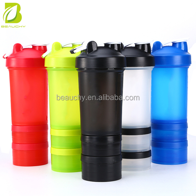 Top Lid Big Mouth Protein shake Bottle Reviews/ Plastic Protein Shaker Bottle shake