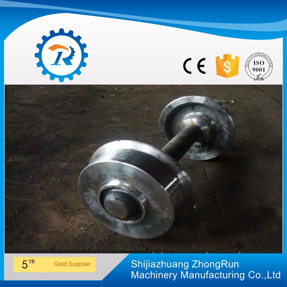 Mining Cart Steel Forged Wheels