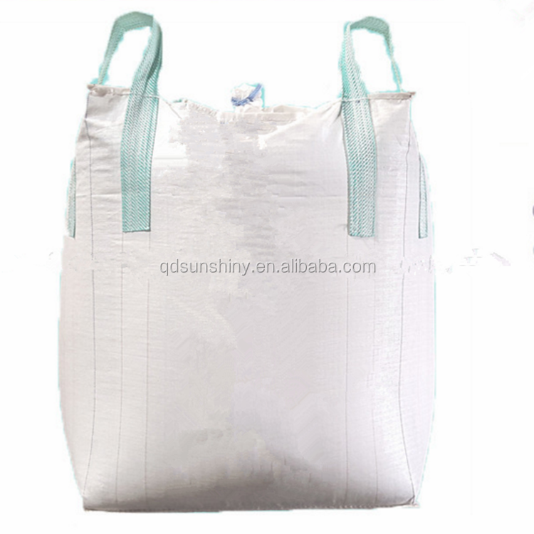500kg Colorful fabric Garden and constructions waste big bag 2M3 Skip bag