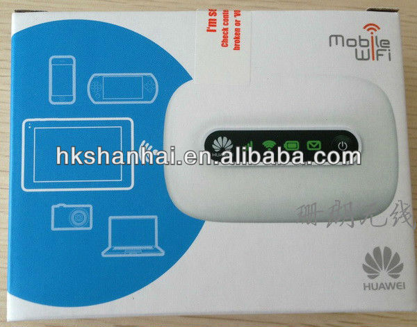New & Seal 21m Huawei E5331 wifi hot spot