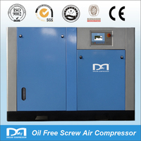 37KW Screw Type Oil Free Air Compressor