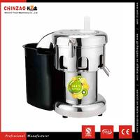 CHINZAO 2017 New Designs Products Centrifugal Juicer Orange Juice Extractor Machine
